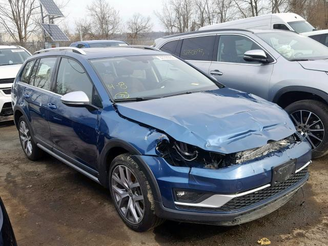 click here to view 2017 VOLKSWAGEN GOLF ALLTR at IBIDSAFELY
