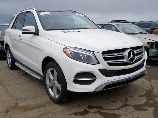 click here to view 2016 MERCEDES-BENZ GLE 350 4M at IBIDSAFELY