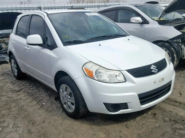 click here to view 2010 SUZUKI SX4 at IBIDSAFELY