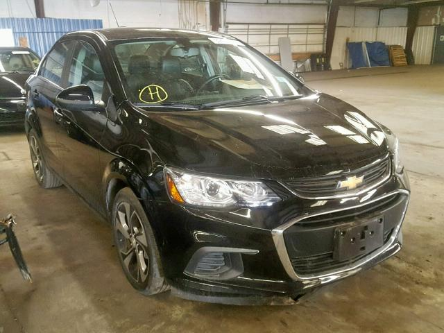 click here to view 2018 CHEVROLET SONIC PREM at IBIDSAFELY