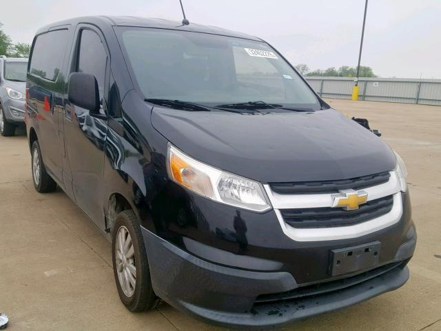 click here to view 2015 CHEVROLET CITY EXPRE at IBIDSAFELY