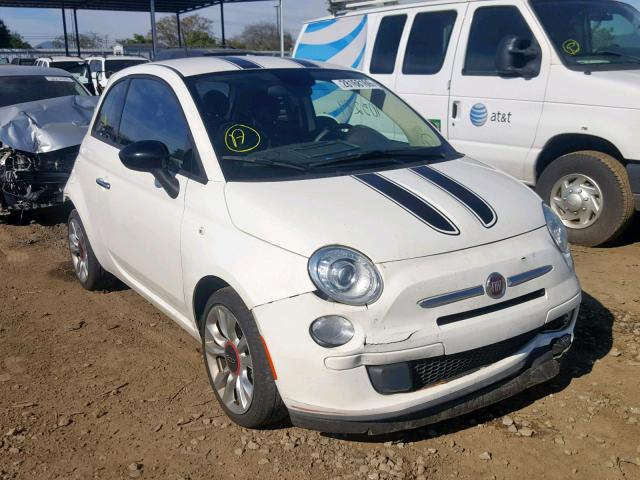 click here to view 2014 FIAT 500 POP at IBIDSAFELY