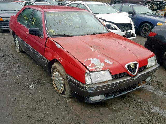click here to view 1992 ALFA ROMEO 164 L at IBIDSAFELY