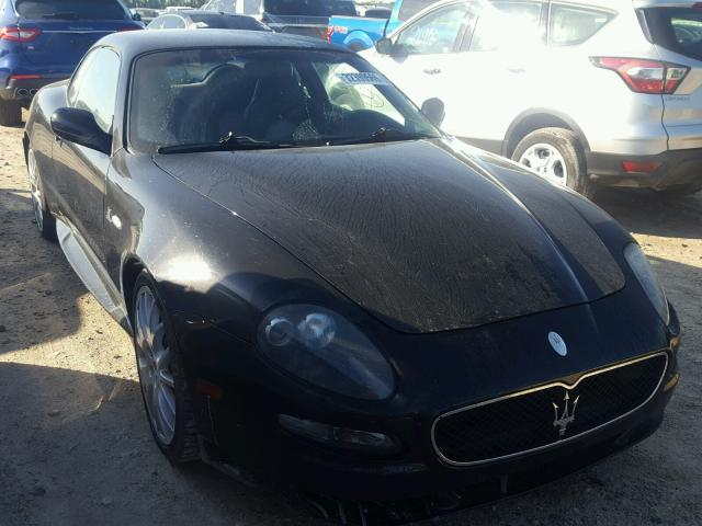 click here to view 2005 MASERATI GRANSPORT at IBIDSAFELY