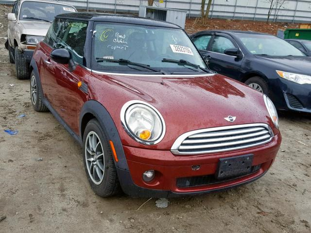 click here to view 2009 MINI COOPER at IBIDSAFELY