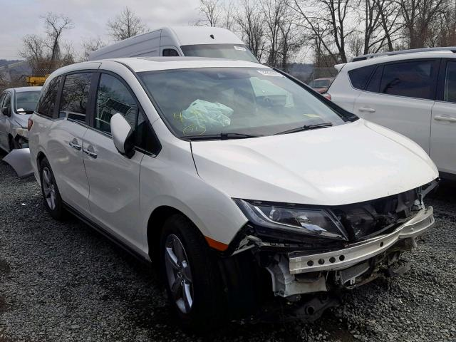 click here to view 2019 HONDA ODYSSEY EX at IBIDSAFELY