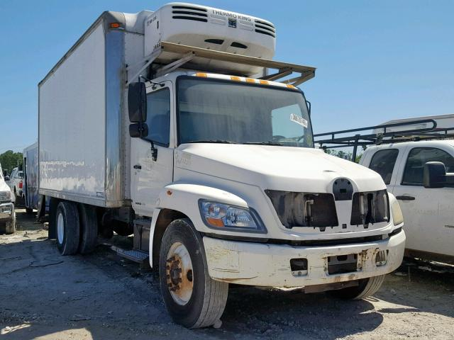 click here to view 2007 HINO HINO 338 at IBIDSAFELY