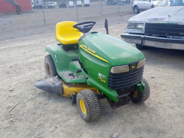 click here to view 2001 JOHN DEERE TRACTOR at IBIDSAFELY