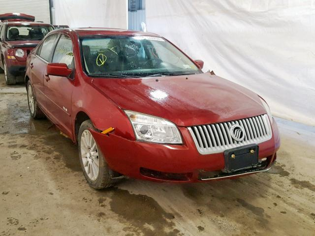 click here to view 2008 MERCURY MILAN PREM at IBIDSAFELY
