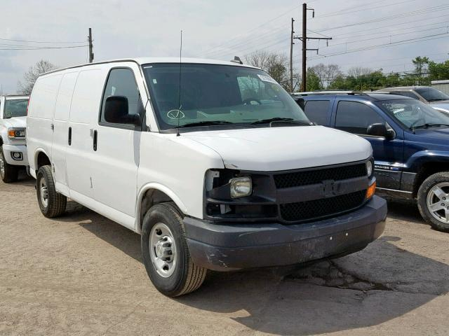 click here to view 2017 CHEVROLET EXPRESS G2 at IBIDSAFELY