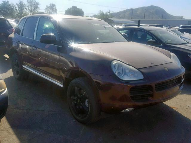 click here to view 2005 PORSCHE CAYENNE S at IBIDSAFELY