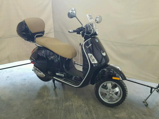 click here to view 2009 VESPA GTS 250 at IBIDSAFELY