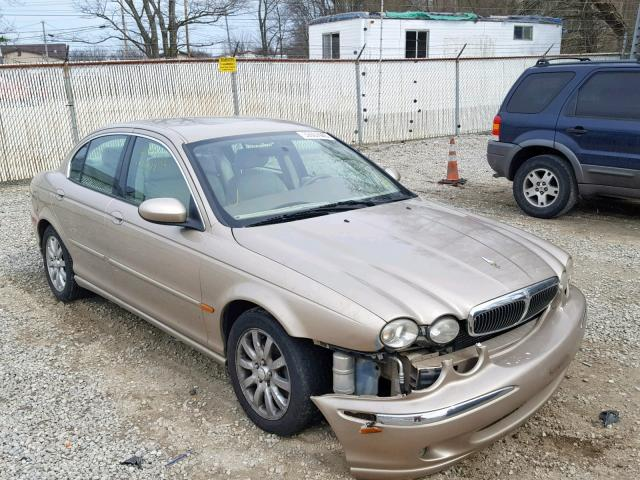 click here to view 2002 JAGUAR X-TYPE 2.5 at IBIDSAFELY
