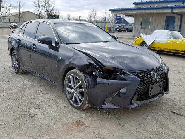 click here to view 2016 LEXUS GS 350 at IBIDSAFELY