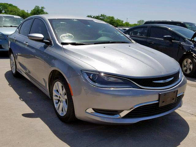 click here to view 2016 CHRYSLER 200 LIMITE at IBIDSAFELY