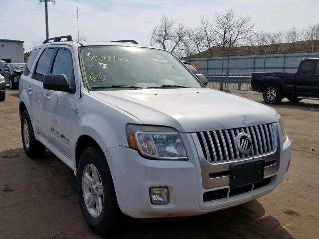 click here to view 2008 MERCURY MARINER HE at IBIDSAFELY