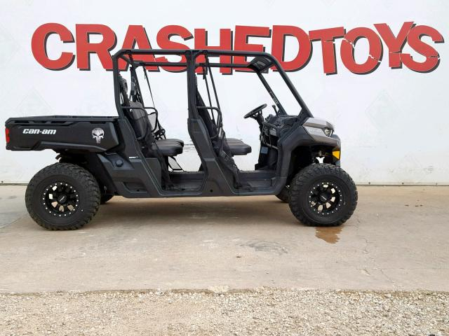 click here to view 2018 CAN-AM DEFENDER M at IBIDSAFELY