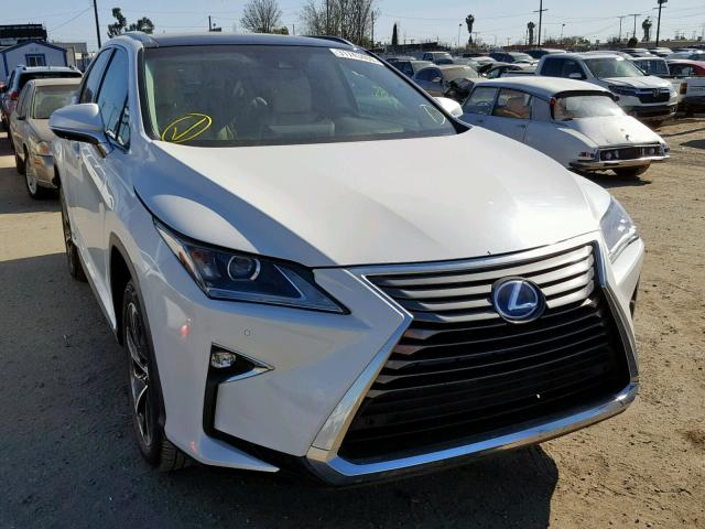 click here to view 2018 LEXUS RX 450H at IBIDSAFELY