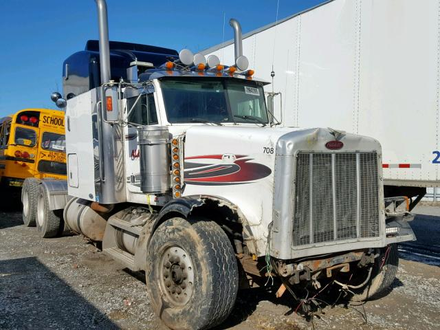 click here to view 2004 PETERBILT 378 at IBIDSAFELY