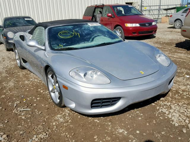 click here to view 2003 FERRARI 360 SPIDER at IBIDSAFELY