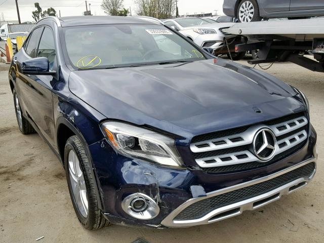 click here to view 2018 MERCEDES-BENZ GLA 250 4M at IBIDSAFELY