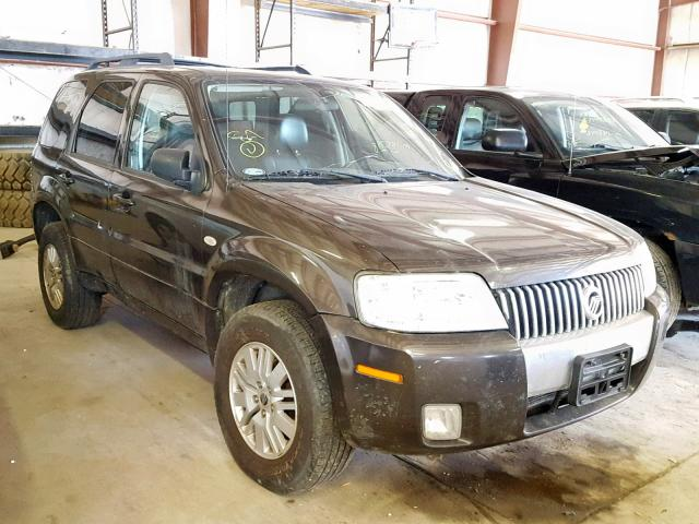 click here to view 2007 MERCURY MARINER LU at IBIDSAFELY