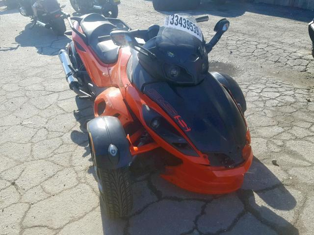 click here to view 2012 CAN-AM SPYDER ROA at IBIDSAFELY