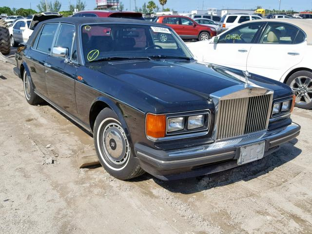 click here to view 1991 ROLLS-ROYCE SILVER SPU at IBIDSAFELY