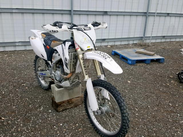 click here to view 2007 YAMAHA YZ250 F at IBIDSAFELY