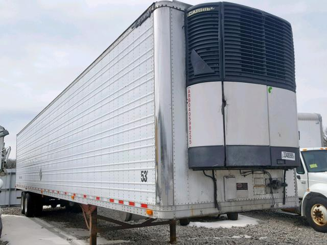 click here to view 2005 GREAT DANE TRAILER 53 REEFER at IBIDSAFELY