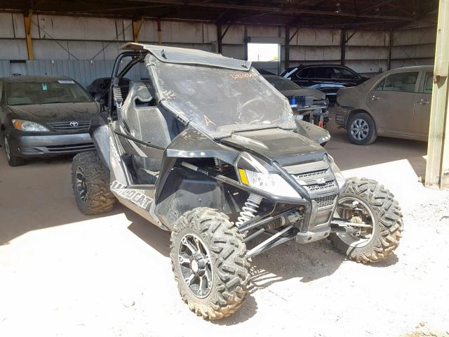 click here to view 2013 ARCTIC CAT WILD CAT at IBIDSAFELY
