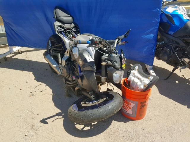 click here to view 2016 YAMAHA FZ07 C at IBIDSAFELY