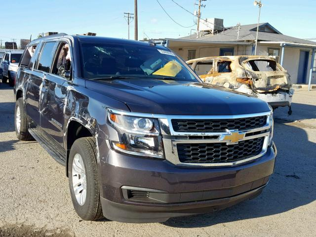 click here to view 2018 CHEVROLET SUBURBAN K at IBIDSAFELY