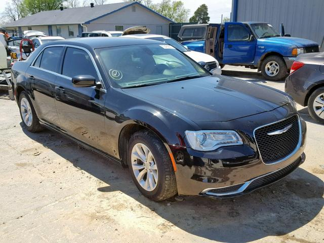click here to view 2016 CHRYSLER 300 LIMITE at IBIDSAFELY