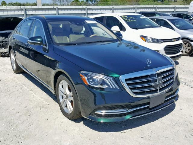 click here to view 2018 MERCEDES-BENZ S 450 4MAT at IBIDSAFELY