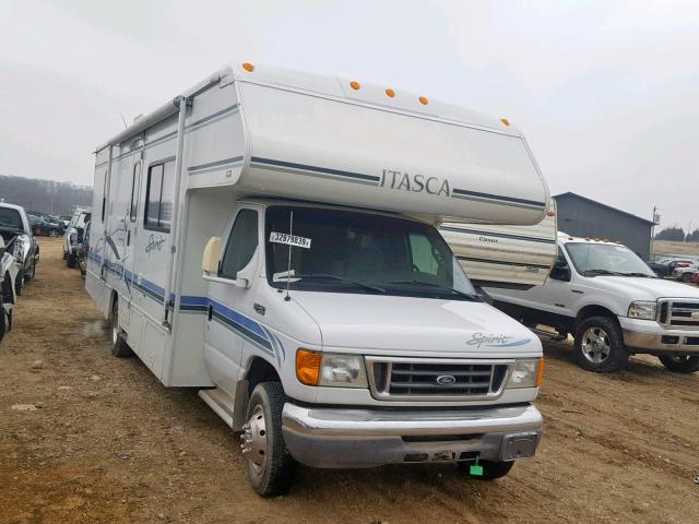 click here to view 2004 WINNEBAGO MOTORHOME at IBIDSAFELY