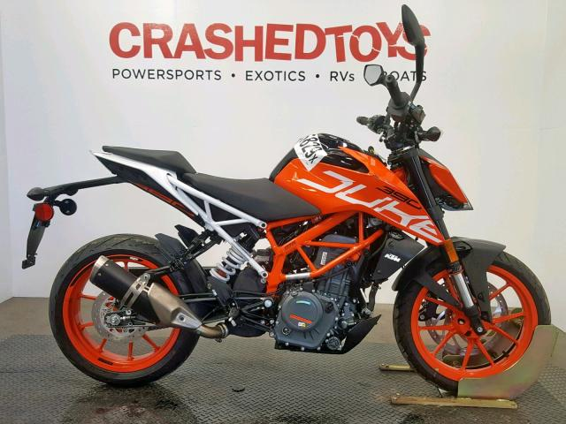 click here to view 2018 KTM 390 DUKE at IBIDSAFELY