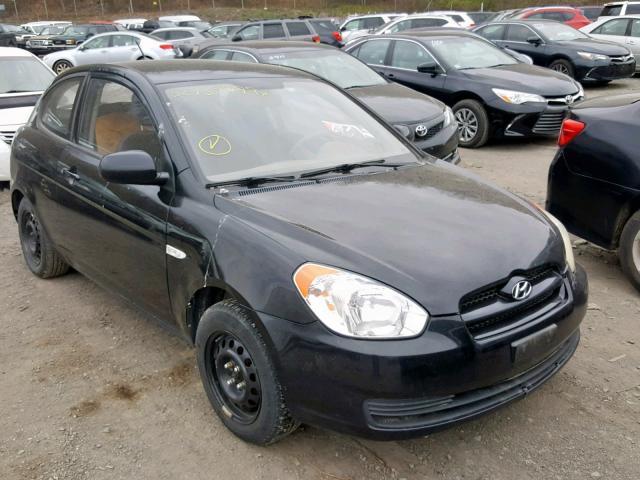 2010 Hyundai Accent blu 1.6. Lot 32739999 Vin KMHCM3AC6AU158117