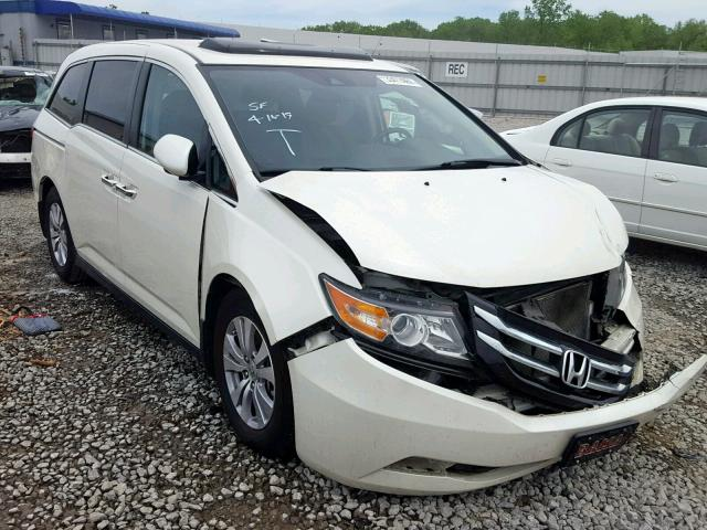 click here to view 2016 HONDA ODYSSEY EX at IBIDSAFELY