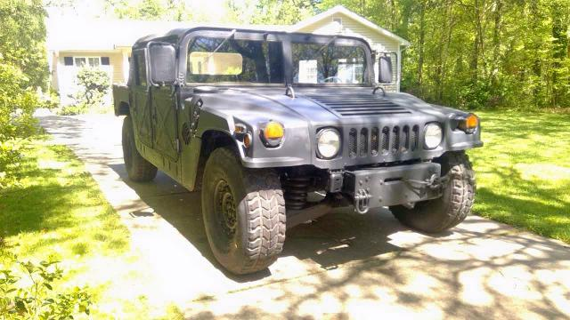 click here to view 1991 HUMMER H1 at IBIDSAFELY
