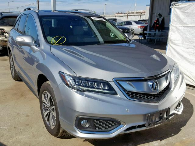 click here to view 2017 ACURA RDX ADVANC at IBIDSAFELY