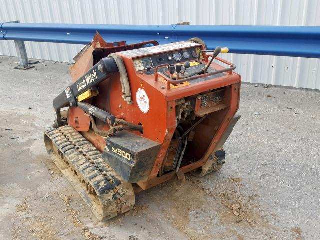 click here to view 2003 DITCH WITCH SK500 at IBIDSAFELY