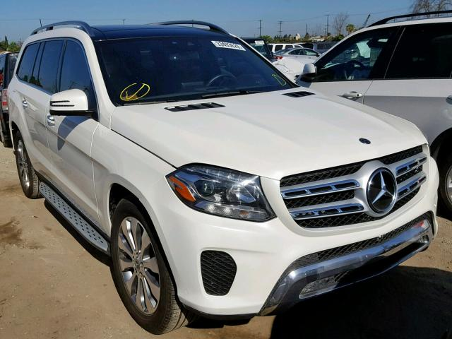 click here to view 2018 MERCEDES-BENZ GLS 450 4M at IBIDSAFELY