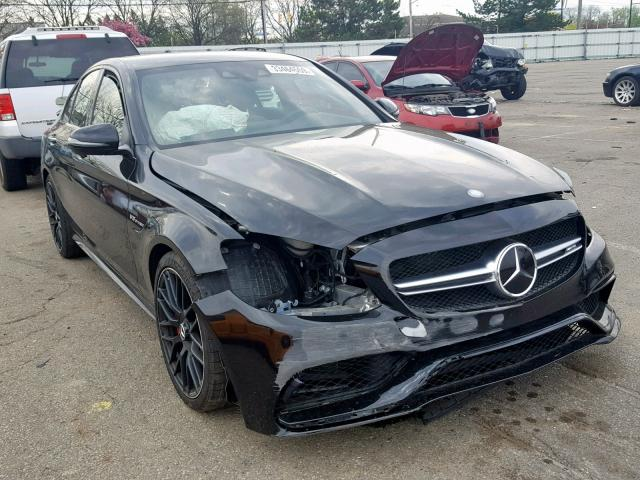 click here to view 2017 MERCEDES-BENZ C 63 AMG-S at IBIDSAFELY