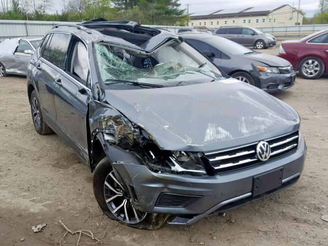 click here to view 2019 VOLKSWAGEN TIGUAN SE at IBIDSAFELY