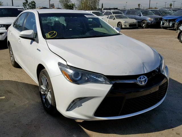 click here to view 2016 TOYOTA CAMRY HYBR at IBIDSAFELY