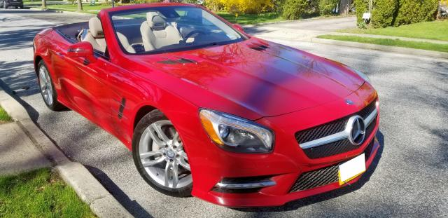 click here to view 2013 MERCEDES-BENZ SL 550 at IBIDSAFELY