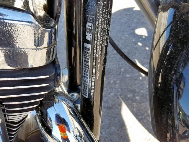 HARLEY-DAVIDSON XLH1200 C 2011