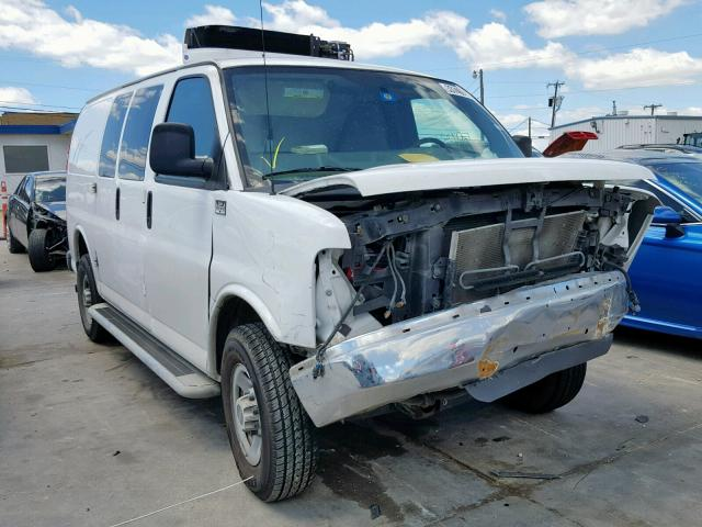 click here to view 2015 GMC SAVANA G25 at IBIDSAFELY