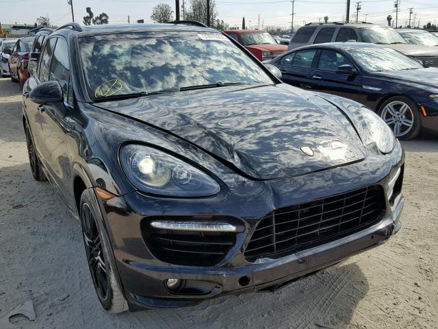 click here to view 2013 PORSCHE CAYENNE GT at IBIDSAFELY